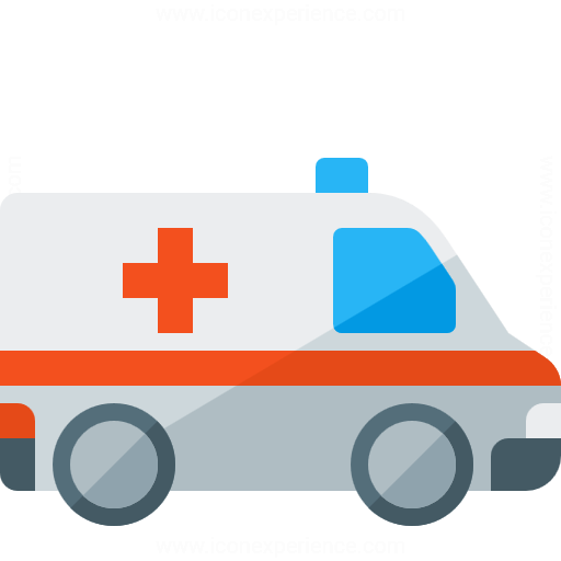 Iconexperience G Collection Ambulance Icon
