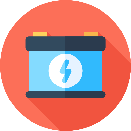 Car Battery Icon At Getdrawings Com Free Car Battery Icon Images