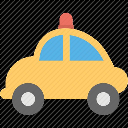 Car Icons Yellow
