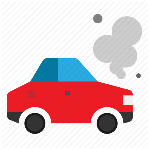 Accident, Car, Crash, Damage, Destruction Icon