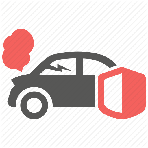 Accident, Car, Crash, Damaged, Fix, Insurance, Wreck Icon
