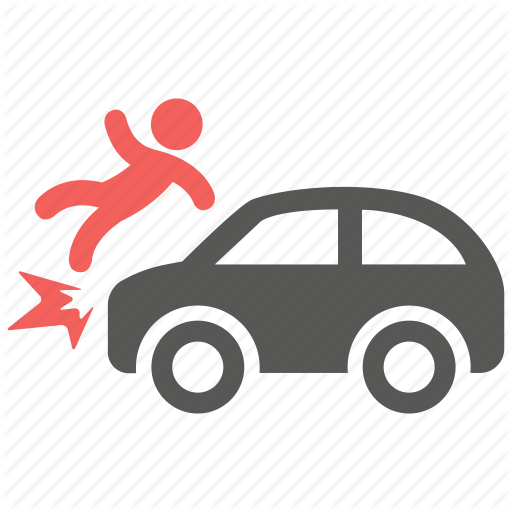 Accident, Car, Crash, Hazard, Insurance, Risk Icon