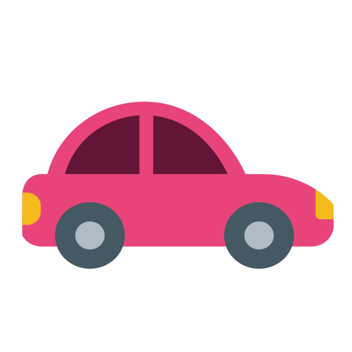 A Car, Multicolor, Flat Icon With Png And Vector Format For Free