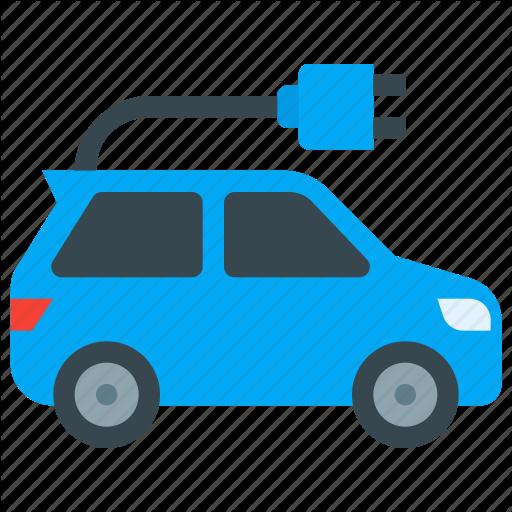 Car, Electric Car, Energy, Green, Tesla, Vehicle Icon