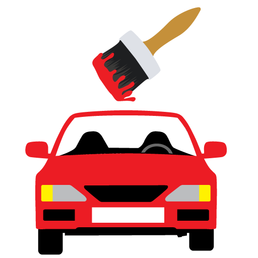 Car Painting Icon Service Categories Iconset Atyourservice