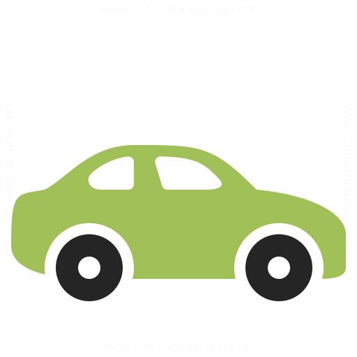 Car Sedan Icon Iconexperience