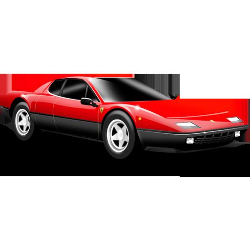 Ferrari Icon Classic Cars Iconset Cem