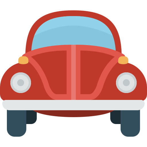Vintage Car, Fill, Flat Icon With Png And Vector Format For Free