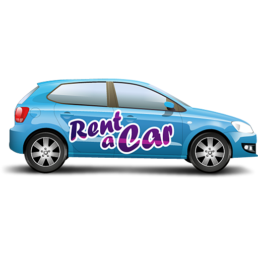 Rent A Car Icon Free Icons Download