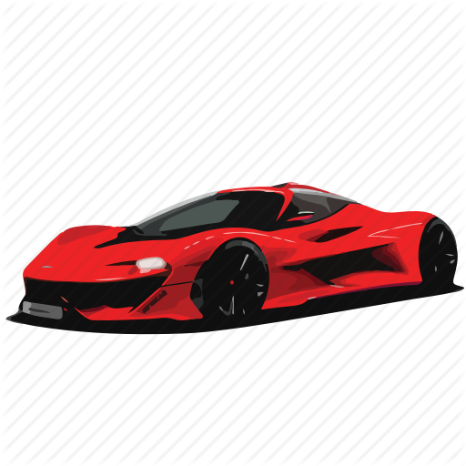 Vector Supercars Car Icon Huge Freebie! Download For Powerpoint