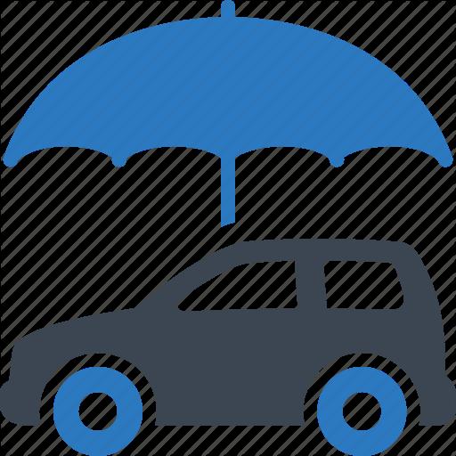 Auto Car Insurance Icon