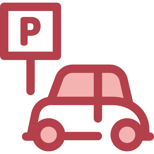 Signs Parking Icon