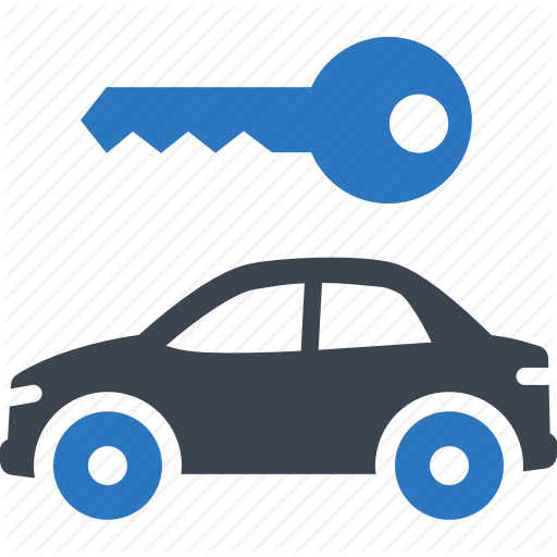 Auto, Car Rental, Vehicle Icon