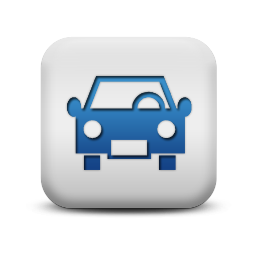 Blue Vehicle Icons Images