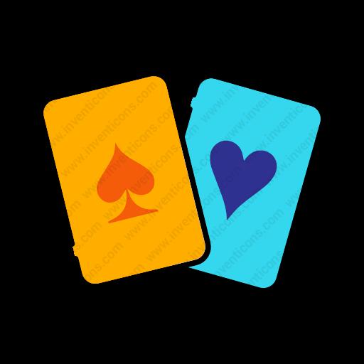 Download Card,game Icon Inventicons