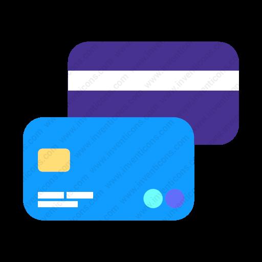 Download Credit,card Icon Inventicons