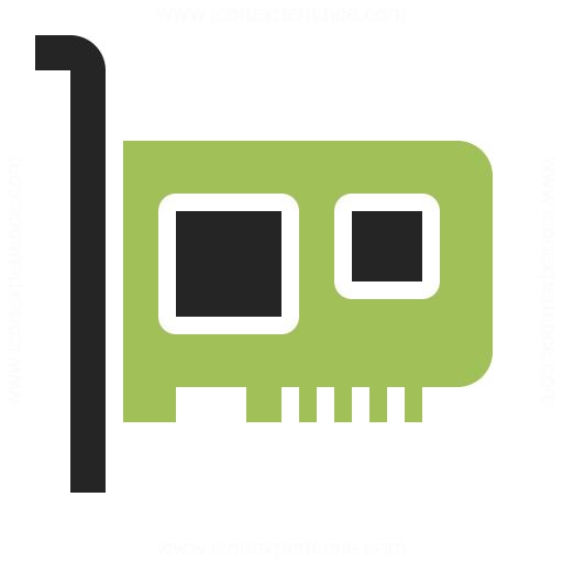 Pci Card Icon Iconexperience