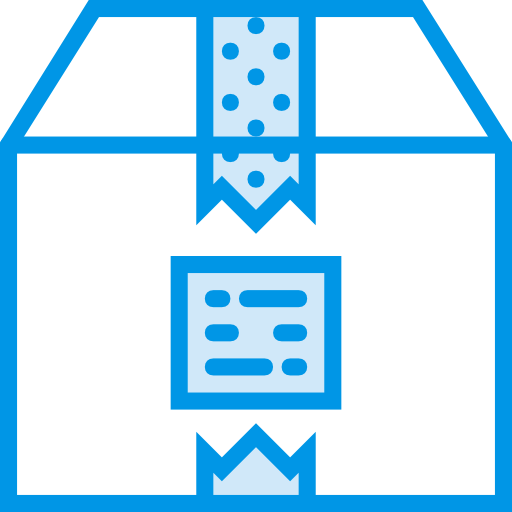 Cardboard, Shipping And Delivery, Package Icon
