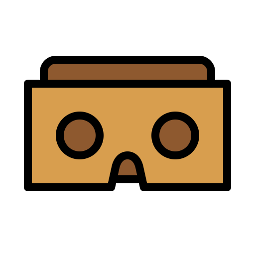 Card, Contact, Google, Pack, Cardboard Icon