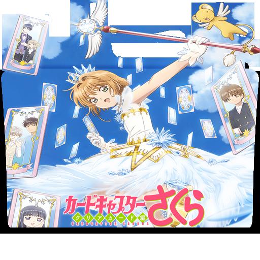 Cardcaptor Sakura Clear Card Hen Folder Icon