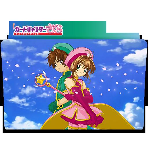 Sakura Card Captor Folder Icons