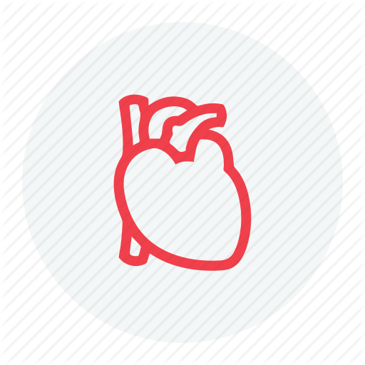 Cardiology, Healthcare, Heart, Heart Icon Icon
