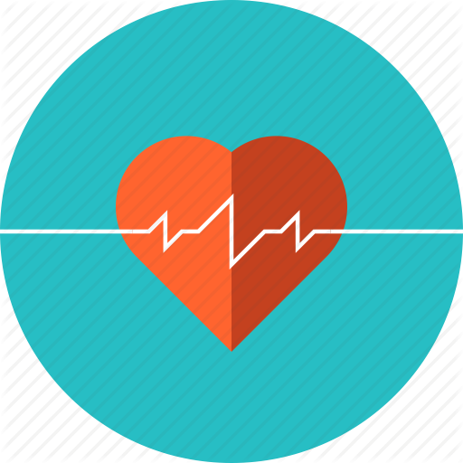 Cardiology Heartbeat Icon