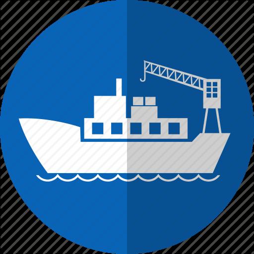 Cargo Ship Icon Images
