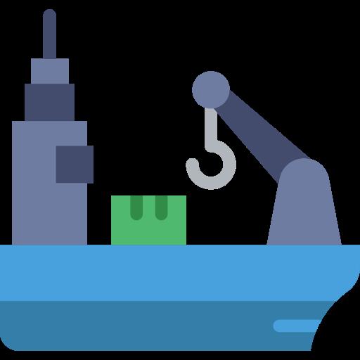 Cargo Ship Png Icon