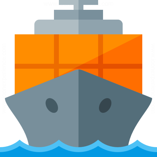Iconexperience G Collection Containership Icon