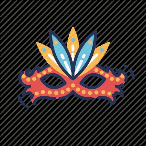 Carnival, Celebration, Face, Festival, Mardi Gras, Mask, Party Icon