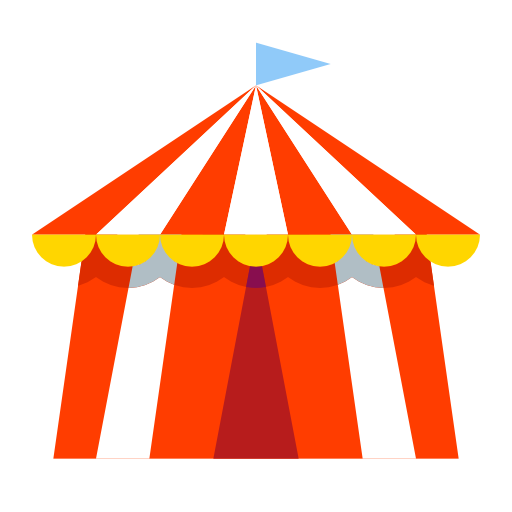Carnival Tent Transparent Png Clipart Free Download