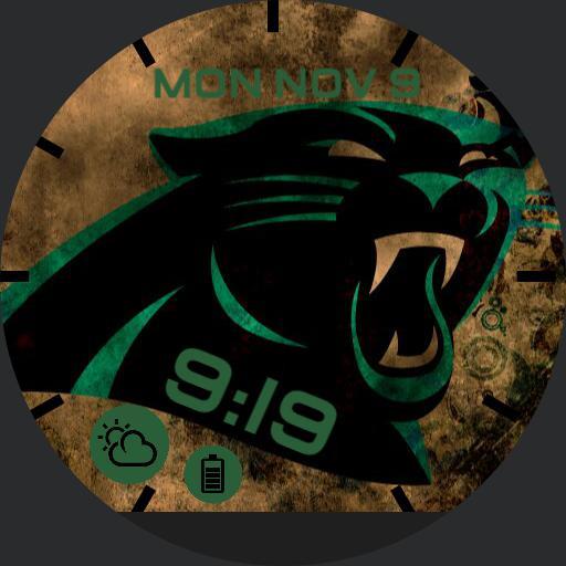 Carolina Panthers For Moto
