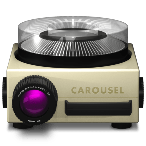 Carousel Macos Icon Gallery