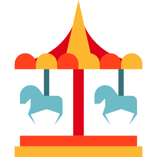 Carousel Free Vector Icons Designed