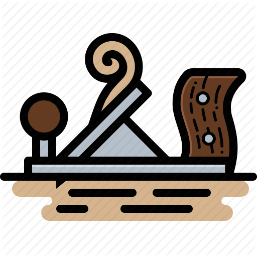 Carpenter, Plane, Wood, Wood Working Icon