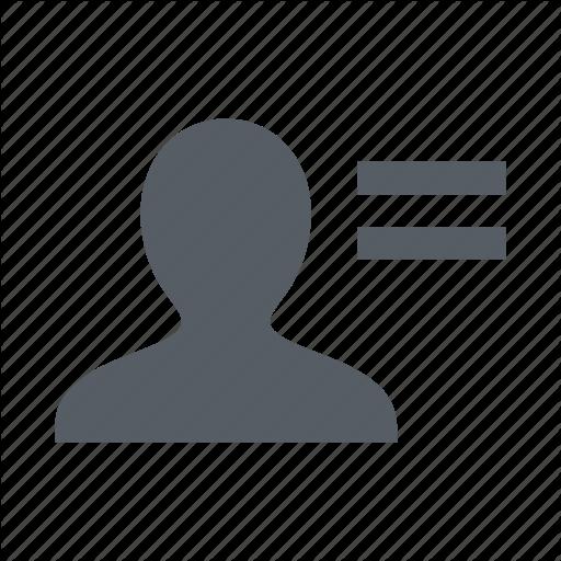 Avatar, People, Profile, Resume, User Icon
