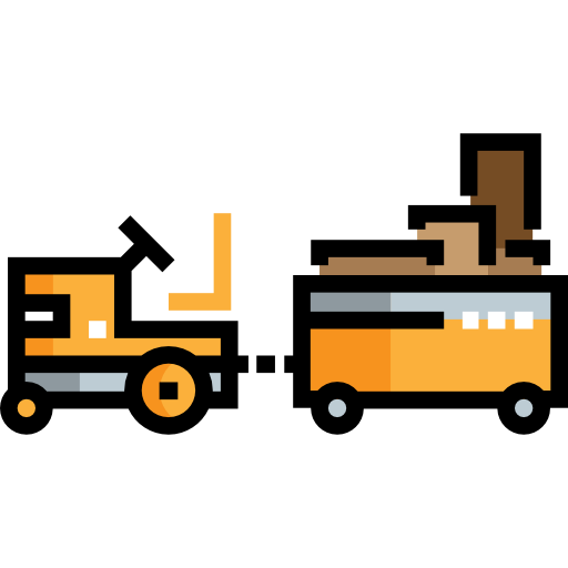 Carrier, Transportation, Truck, Transport, Cargo Icon