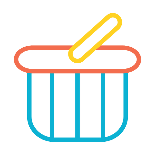 Basket Shop Cart Icon
