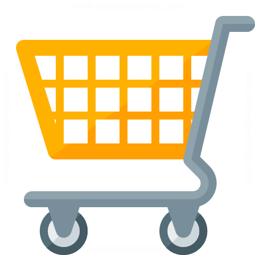 Iconexperience G Collection Shopping Cart Icon