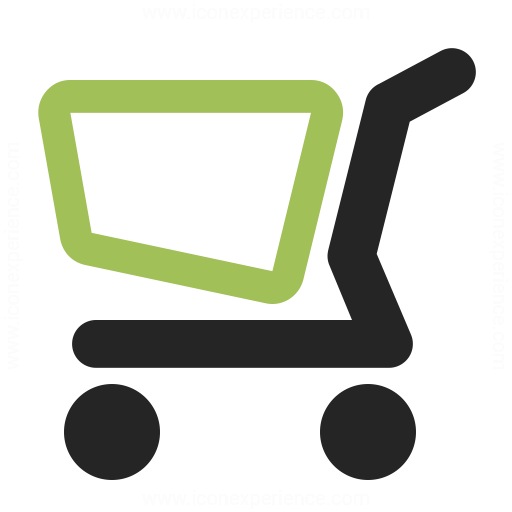 Shopping Cart Icon Iconexperience