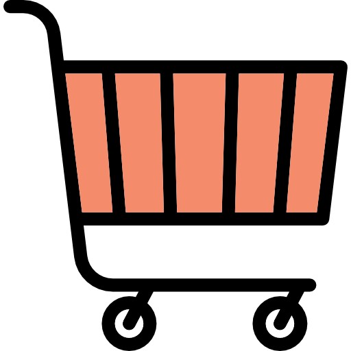 Shopping Cart Icon Linear Color Seo Freepik