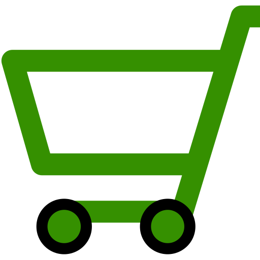 Cropped Green Shopping Cart Icon Official Sage Sa Shop