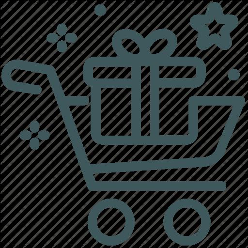 Black Friday, Christmas, Gift Box, Promotion, Shopping, Shopping