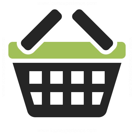 Shopping Basket Icon Iconexperience