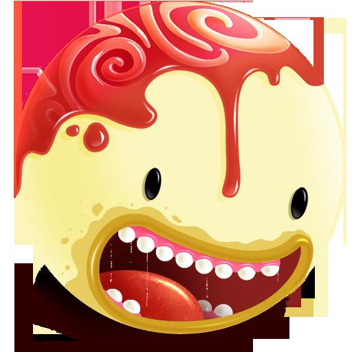 Freaky Head Icon Remake Iconset Dimpoart