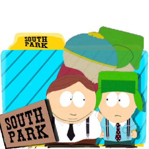 South Park Folder Icon