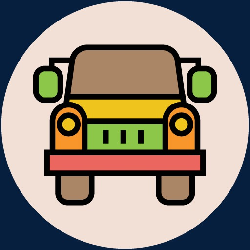 Car Sketch, Car Clipart, Cartoon Icon Vector, Cartoon Vehicle