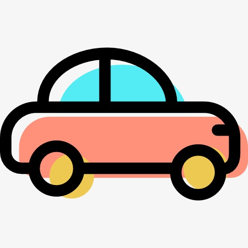 Cartoon Car Png Images In Collection