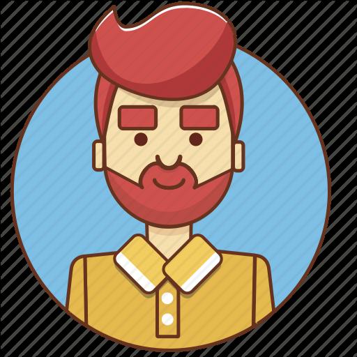 Cartoon Character, Character, Character Set, Guy, Man, Office